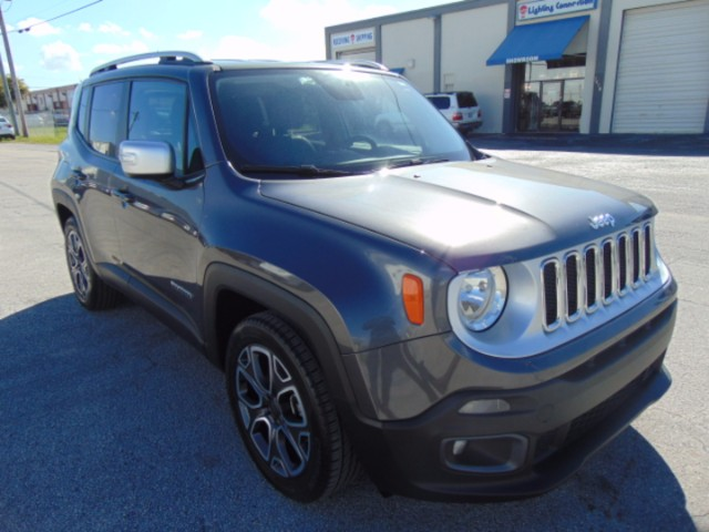 2016 Jeep Renegade Limited FWD