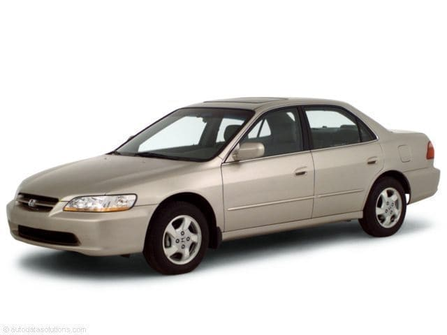 Pre-Owned 2000 Honda Accord 3.0 EX w/Leather Sedan in Atlanta GA