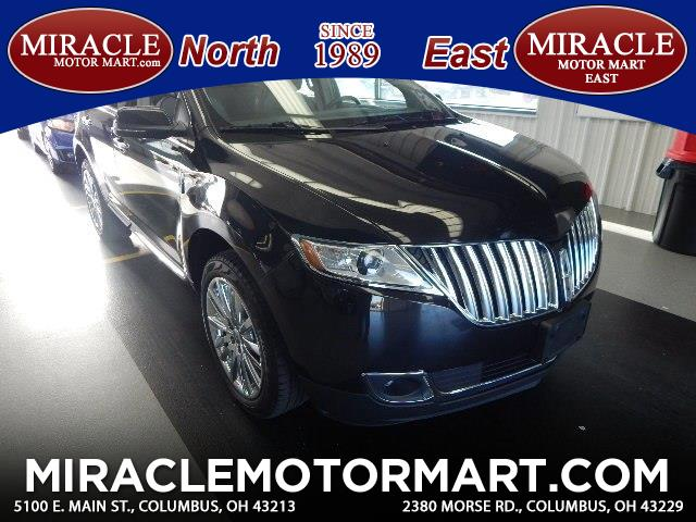2015 Lincoln MKX AWD LEATHER V6 HEATED SEATS LOADED