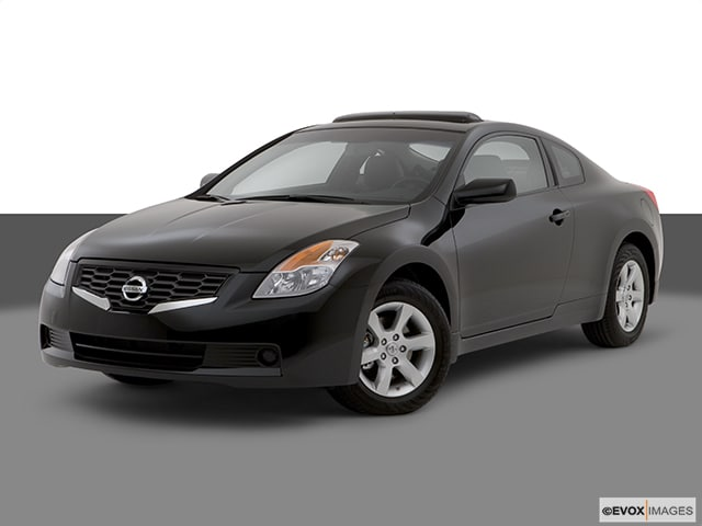 Used 2008 Nissan Altima 2.5 S Coupe for sale in Concord CA