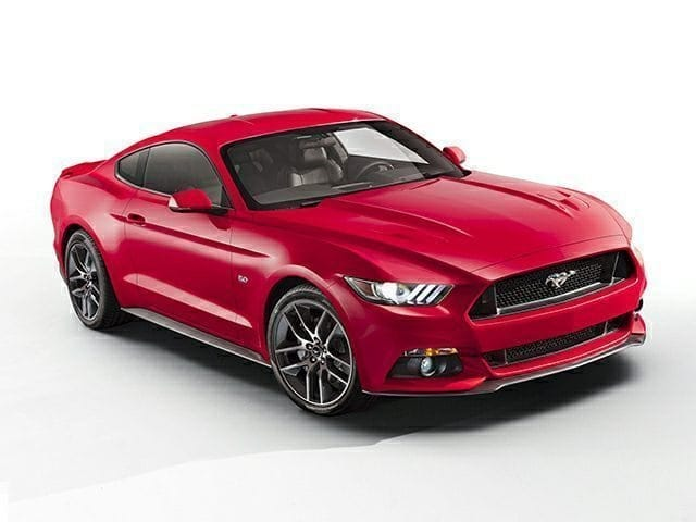 Photo 2015 Ford Mustang GT 50 Years Limited Edition Coupe V8 Ti-VCT