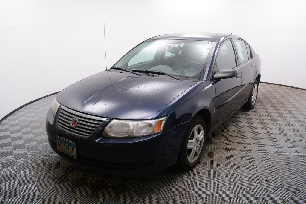 Pre-Owned 2007 Saturn Ion 4dr Sedan Automatic ION 2 Front Wheel Drive Sedan