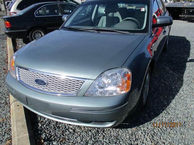 2006 Ford Five Hundred SE 4dr Sedan