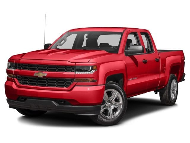 Certified Pre-Owned 2017 Chevrolet Silverado 1500 Custom 2WD 143WB 1500 For Sale Metairie, Louisiana
