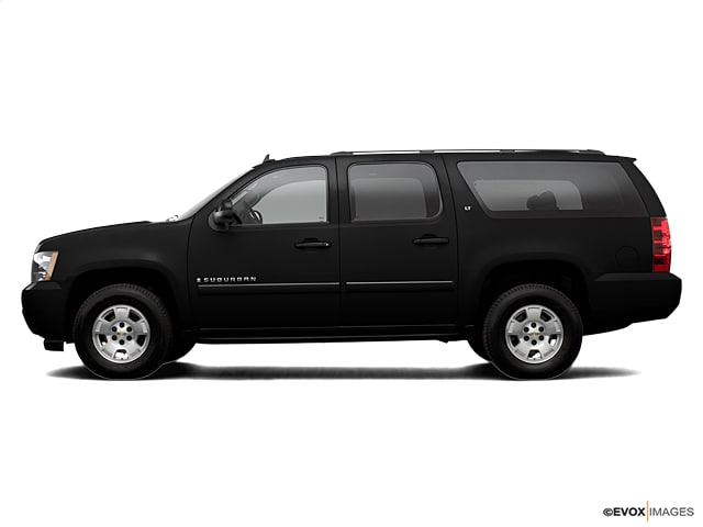 Used 2007 Chevrolet Suburban 1500 1500 LTZ 2WD For Sale Metairie, LA