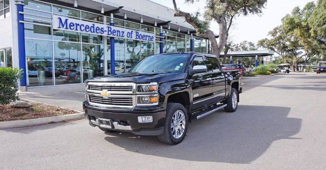 Pre-Owned 2015 Chevrolet Silverado 1500 High Country Four Wheel Drive Pickup Truck