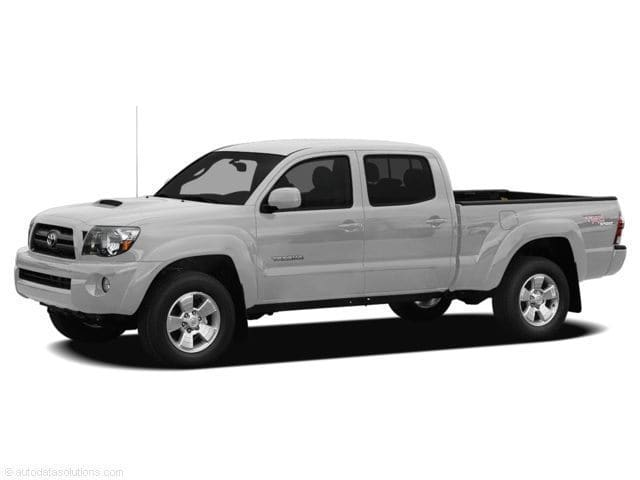 2010 Toyota Tacoma DBL CAB 4WD LB AT 4WD Double LB V6 AT in Franklin, TN