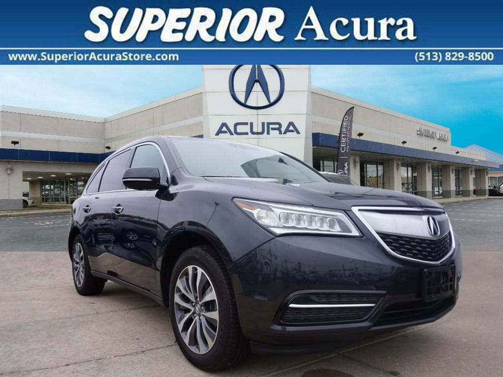 2015 Acura MDX 3.5L Technology Package w/Technolog