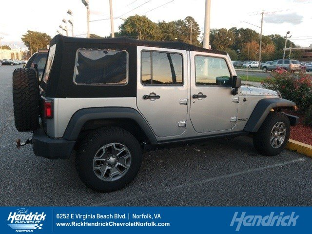 2014 Jeep Wrangler Unlimited Unlimited Rubicon in Franklin, TN