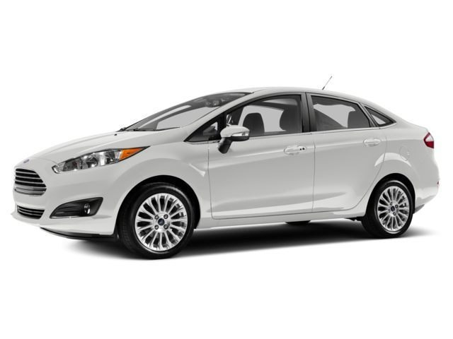 Used 2015 Ford Fiesta Titanium Sedan For Sale in New London | Near Norwich, CT