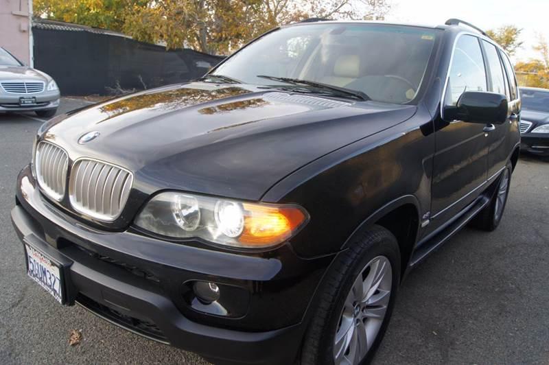 2004 BMW X5 4.4i AWD 4dr SUV