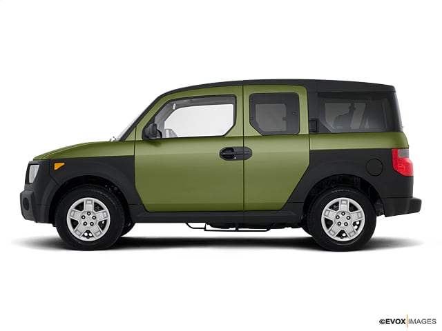 Pre-Owned 2008 Honda Element LX SUV in Corte Madera, CA