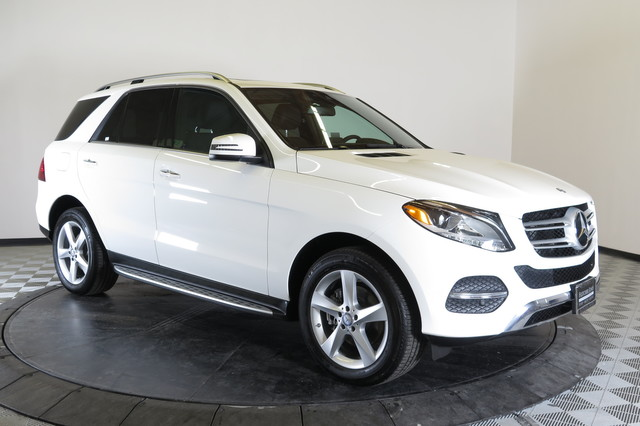 Certified Pre-Owned 2017 Mercedes-Benz GLE 350 4MATIC® SUV All Wheel Drive 4MATIC SUV