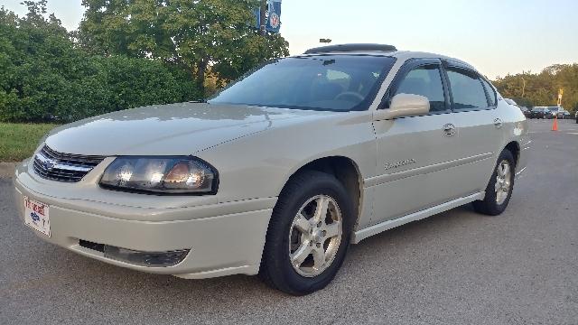 2004 Chevrolet Impala LS 4dr Sedan