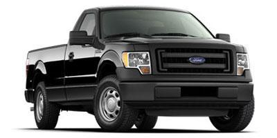 Used 2013 Ford F-150 2WD Regular Cab 6-1/2 Ft Box XL
