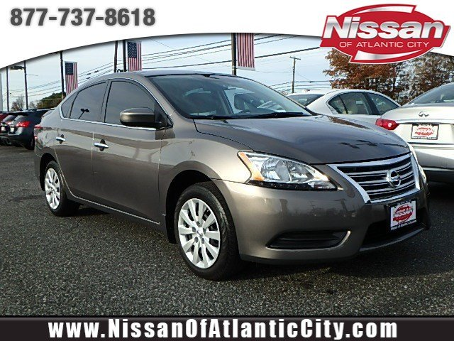 Pre-Owned 2015 Nissan Sentra SV Front Wheel Drive 4dr Car