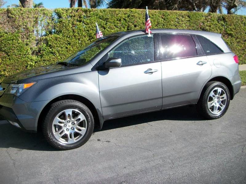2008 Acura MDX SH-AWD 4dr SUV w/Power Tailgate and Technology Package