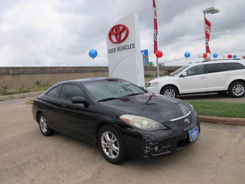 Used 2007 Toyota Camry Solara SE Coupe FWD For Sale in Houston
