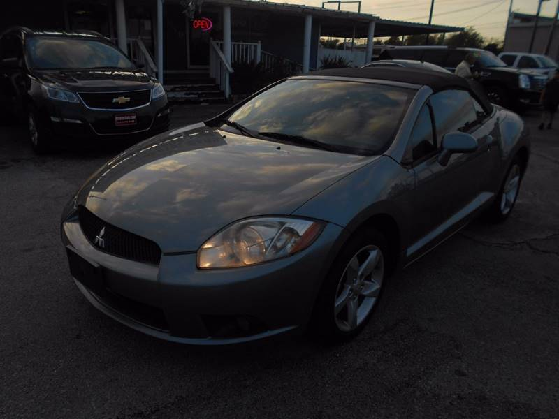 2009 Mitsubishi Eclipse Spyder GS 2dr Convertible