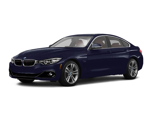 Used 2017 BMW 4 Series xDrive w/SULEV Gran Coupe in Manchester