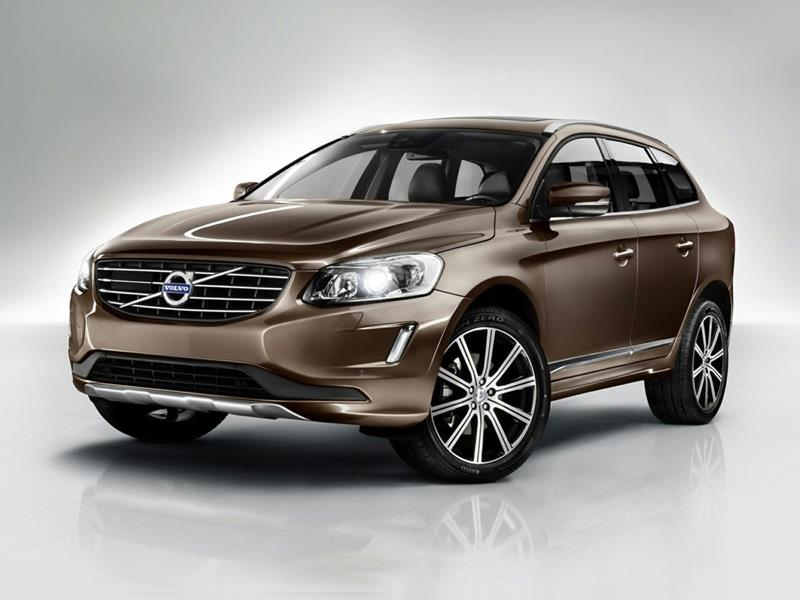 2015 Volvo XC60 AWD T6 4dr SUV (midyear release)