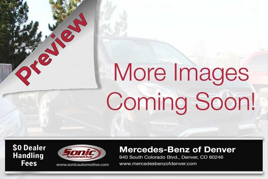 Pre-Owned 2016 Mercedes-Benz GLE 350 4MATIC SUV in Denver