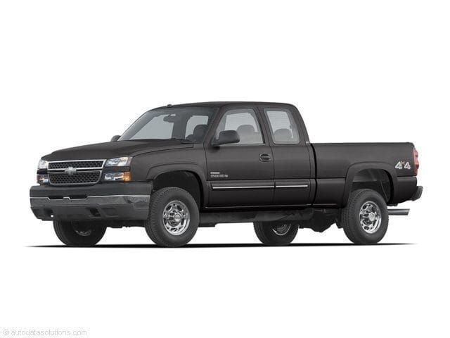 Used 2006 Chevrolet Silverado 2500HD for sale in Portsmouth, NH