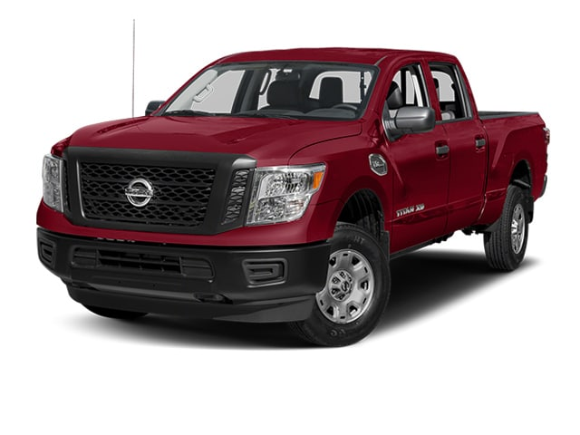 Photo Used 2017 Nissan Titan SL Truck Crew Cab for sale in Newport News, VA