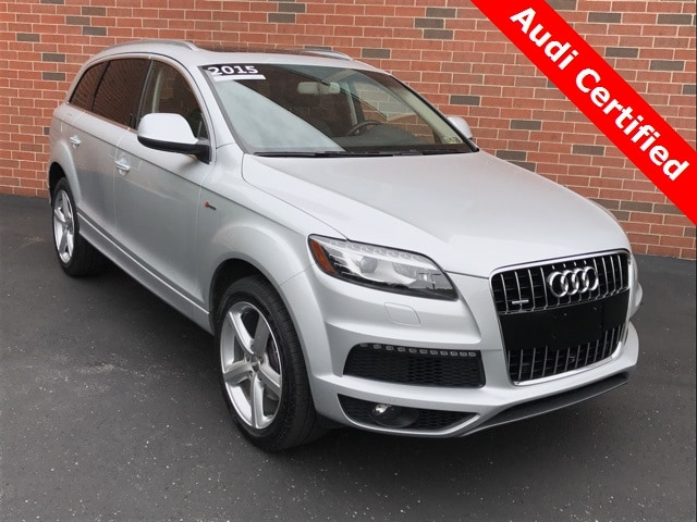 Used 2015 Audi Q7 For Sale in Monroeville PA   WA1DGAFE5FD002148