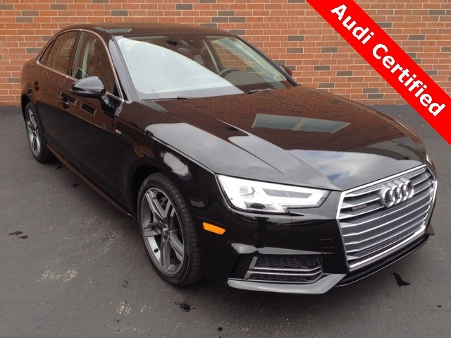 Pre-Owned 2017 Audi A4 For Sale near Pittsburgh, PA | Near Greensburg, McKeesport, & Monroeville, PA | VIN:WAUENAF47HN042779