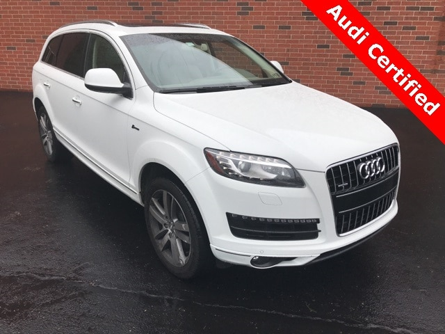 Used 2015 Audi Q7 For Sale in Monroeville PA   WA1LGAFE0FD031780