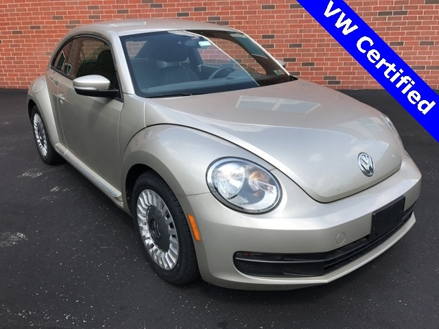 Photo Pre-Owned 2014 Volkswagen Beetle For Sale near Pittsburgh, PA  Near Greensburg, McKeesport,  Monroeville, PA  VIN3VWH17AT3EM655630