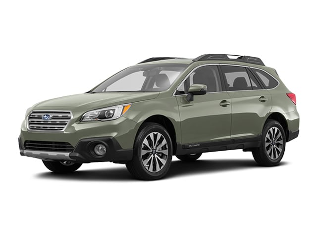 Photo 2017 Subaru Outback Limited With Navigation and Eyesight in Tampa