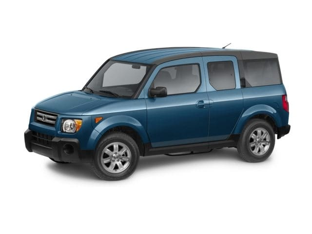 Used 2007 Honda Element EX in Marysville, WA