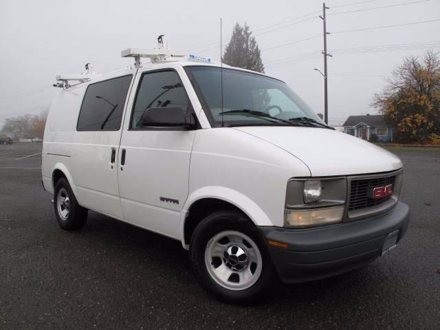 2001 GMC Safari Cargo 3dr SL Extended Cargo Mini-Van