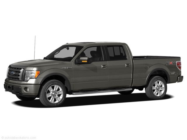 Pre-Owned 2010 Ford F-150 Truck SuperCrew Cab in Greensboro NC