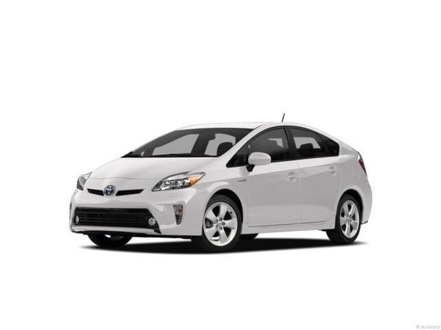 2012 Toyota Prius One Hatchback Front-wheel Drive