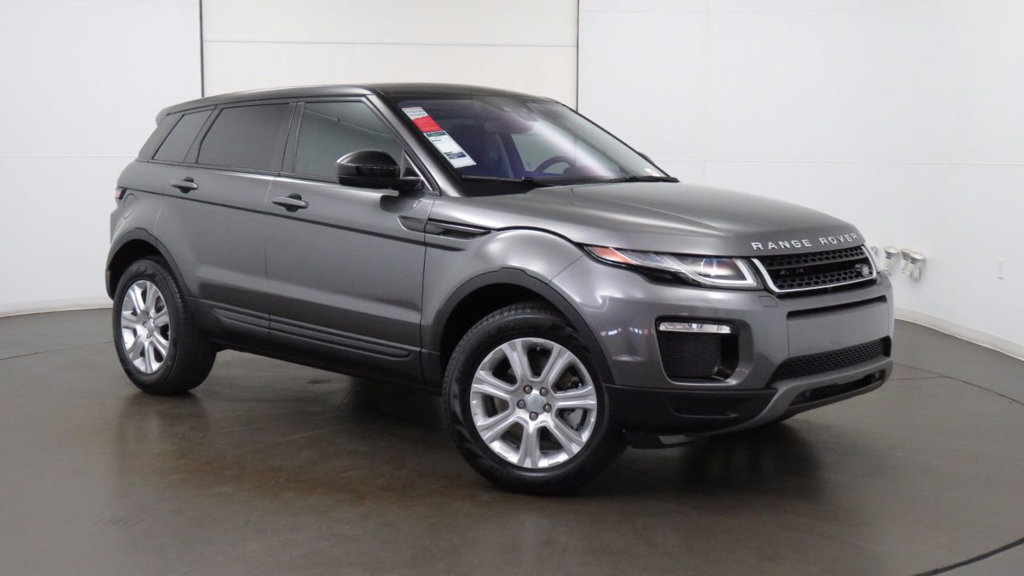 New 2018 Land Rover N/A