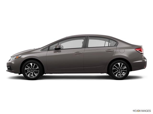2013 Honda Civic EX Sedan for Sale in Westerville