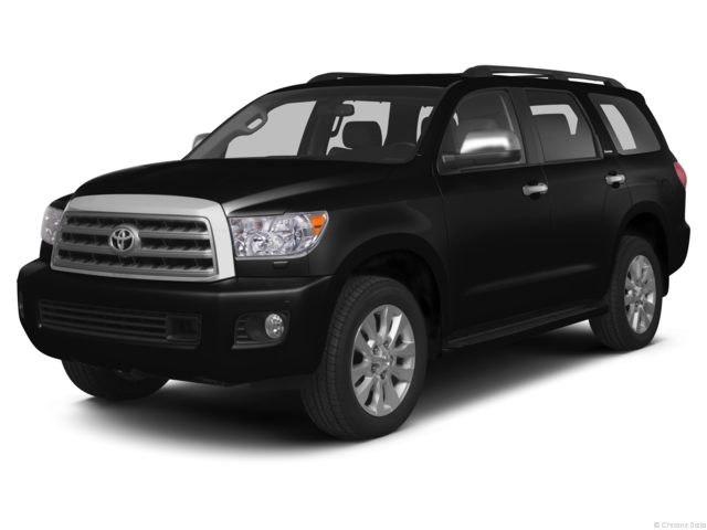 Used 2013 Toyota Sequoia SR5 SUV 4x2