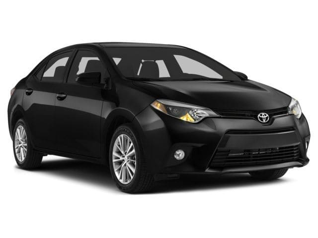 Pre-Owned 2014 Toyota Corolla LE Sedan near Atlanta GA
