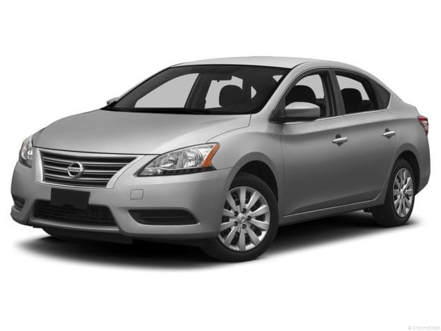 Pre-Owned 2014 Nissan Sentra S Sedan For Sale   Raleigh NC