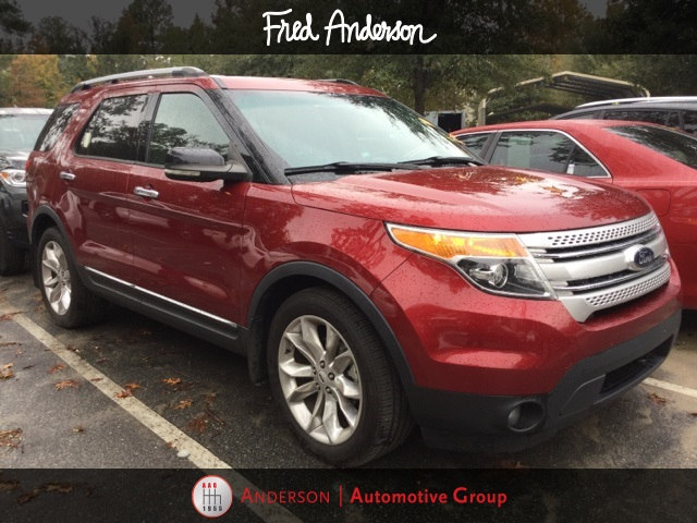 Pre-Owned 2013 Ford Explorer XLT SUV For Sale | Raleigh NC