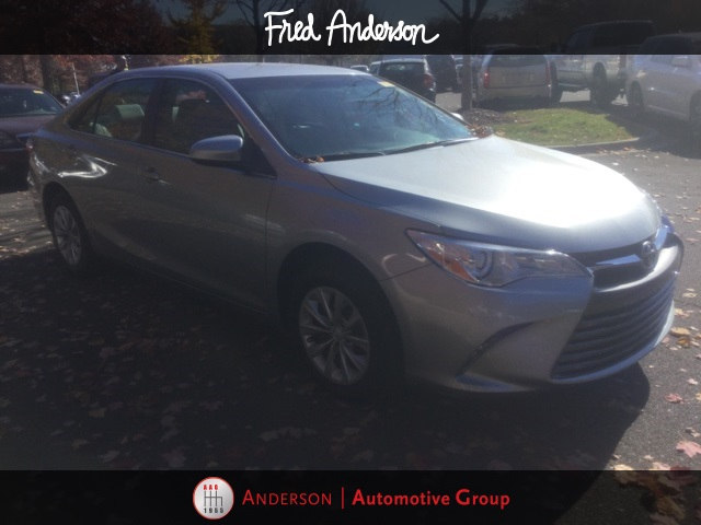 Pre-Owned 2017 Toyota Camry LE Sedan For Sale | Raleigh NC