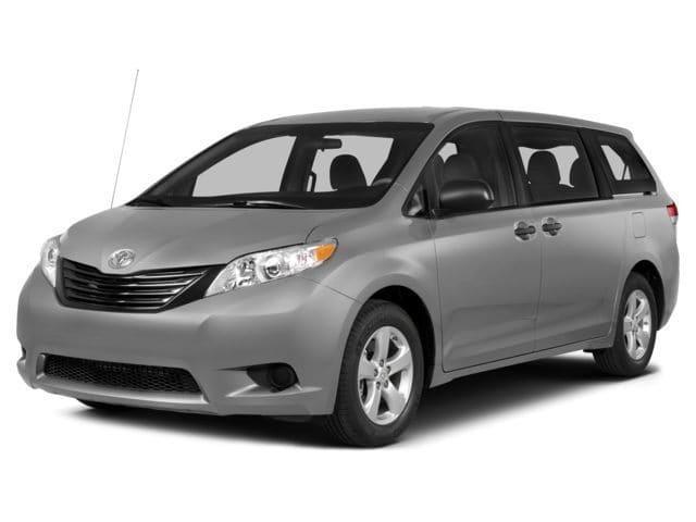 Pre-Owned 2015 Toyota Sienna Limited Premium Van in Jacksonville FL