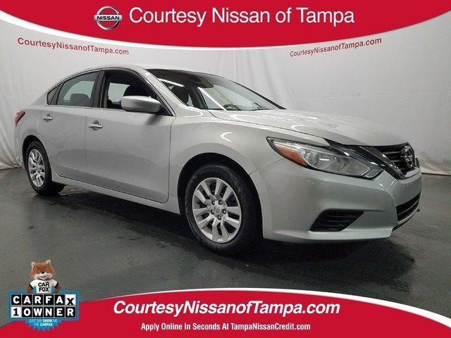 Certified 2016 Nissan Altima 2.5 Sedan in Jacksonville FL