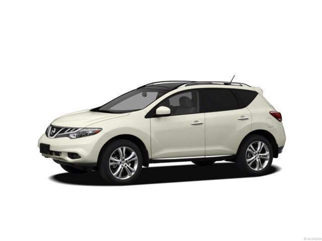 Pre-Owned 2012 Nissan Murano LE AWD (CVT) SUV in Jacksonville FL