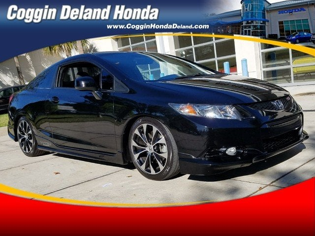 Pre-Owned 2013 Honda Civic Si Coupe in Jacksonville FL