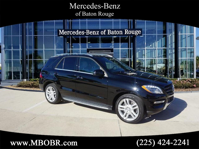 Certified Pre-Owned 2015 Mercedes-Benz M-Class ML 350 RWD 4D Sport Utility