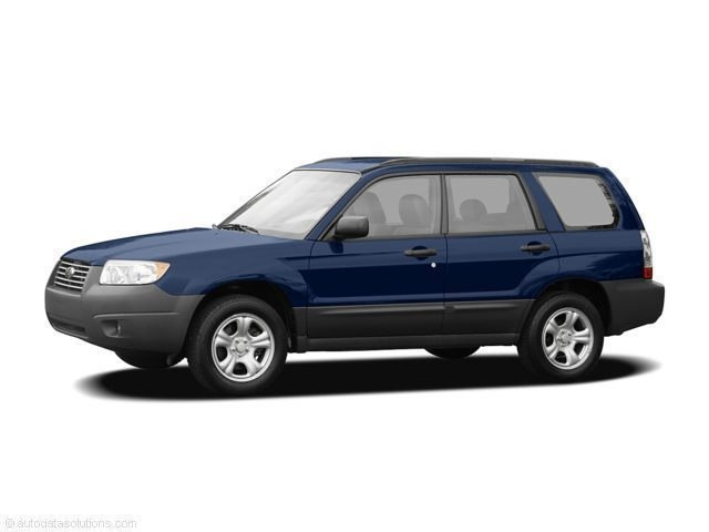 Used 2006 Subaru Forester 2.5 X w/Premium Package in Missoula, MT